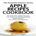 Apple-Recipes-Cookbook-23-of-the-Best-Apple-Recipes