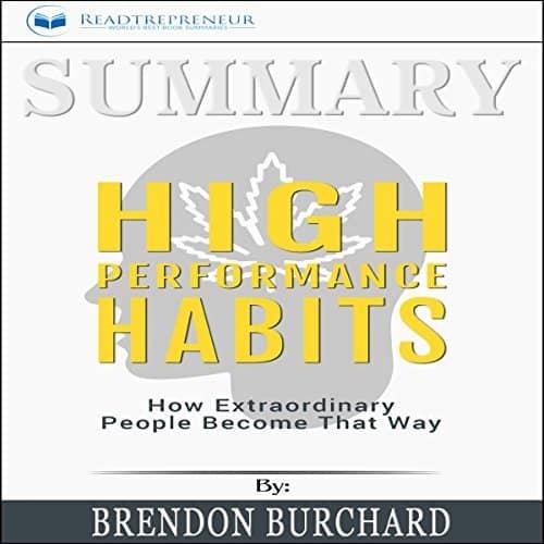 Summary-High-Performance-Habits
