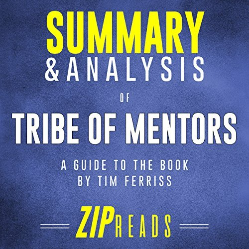 Summary-Analysis-of-Tribe-of-Mentors