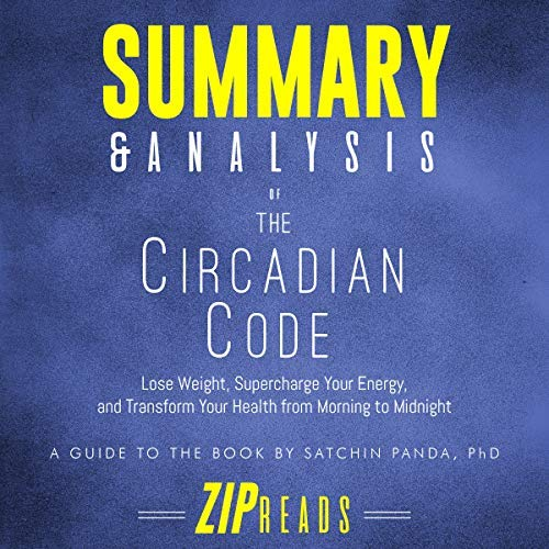 Summary-Analysis-of-The-Circadian-Code