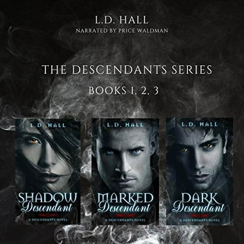 Descendants-Series-Books-1-3