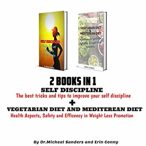 2-Books-in-1-Self-Discipline-and-Vegetarian-and-Mediterranean-Diet