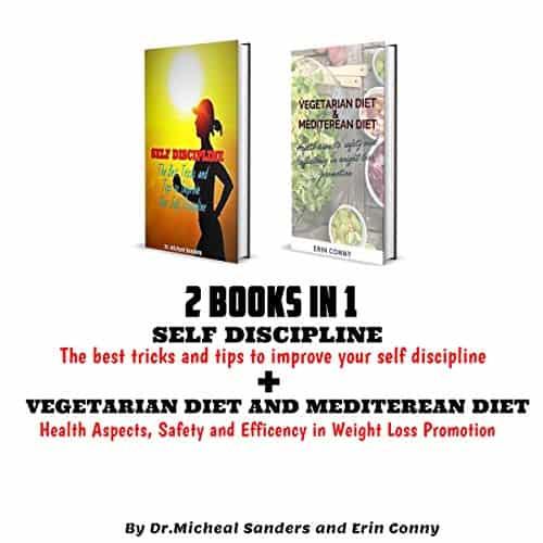 2-Books-in-1-Self-Discipline-and-Vegetarian-and-Mediterranean-Diet