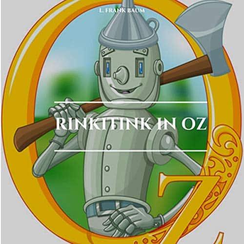 Rinkitink-in-Oz