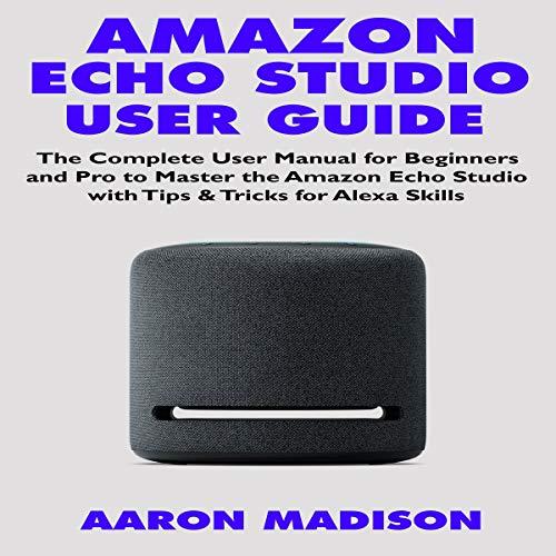 Amazon-Echo-Studio-Users-Guide
