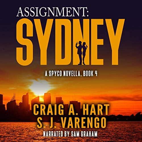 Assignment-Sydney-A-SpyCo-Novella