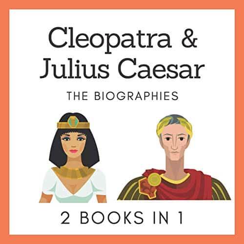 Cleopatra-Julius-Caesar-The-Biographies-2-Books-in-1