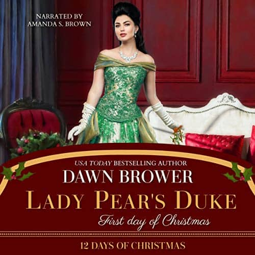 Lady-Pears-Duke-First-Day-of-Christmas-Bluestockings-Defying-Rogues