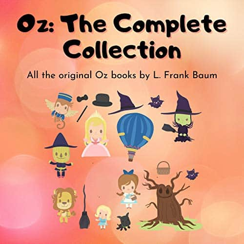 Oz-The-Complete-Collection-All-the-Original-Oz-Books-by-L-Frank-Baum
