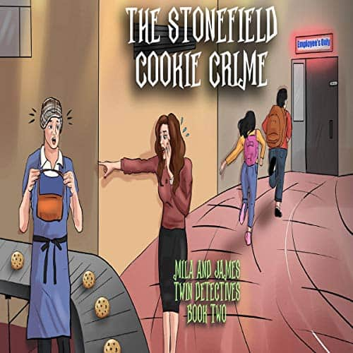 The-Stonefield-Cookie-Crime-Mila-and-James-Twin-Detectives-Book-Two